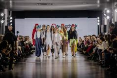 «Butterfly in blue» на Lviv Fashion Week – 2018