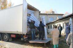 Французькі благодійники 15 років поспіль устатковують українську психоневрологічну лікарню
