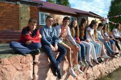 Літні табори для вихованців Карітасу