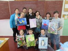 Як діти допомагають дітям: арт-модель благодійності