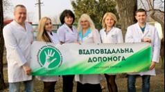 На Харківщини проводяться благодійні медогляди