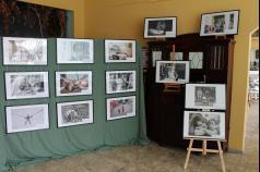 40 кадрів благодійності в Ірпені