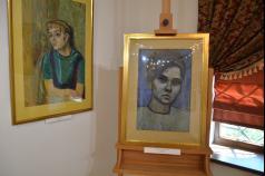 Митець і місто: у Луцьку - виставка Лесі Каспрук
