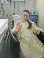 Дитині-сироті провели складну трансплантацію