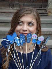 Соціальна фотосесія як продовження показу «Butterfly In Blue»