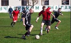 Фонд «Тільки разом» підтримав аматорський футбол на Ковельщині