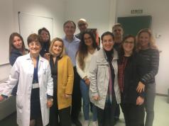 Українські лікарі пройшли навчання в Іспанії