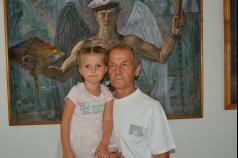 У Луцьку - виставка малярства Леоніда Литвина