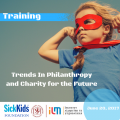"Тренінг ""Trends in Philanthropy and Charity for the future"""