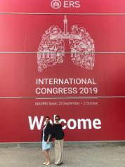 """Представники БФ """"Сестри Даліли"""", PHURDA взяли участь в міжнародному конгресі ERS Congress в Мадриді"""