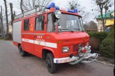 Пожежний автомобіль – у подарунок: поляки презентували Жидичинській ОТГ спецтехніку