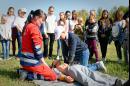Школярів Рівненської ОТГ навчали правил безпеки
