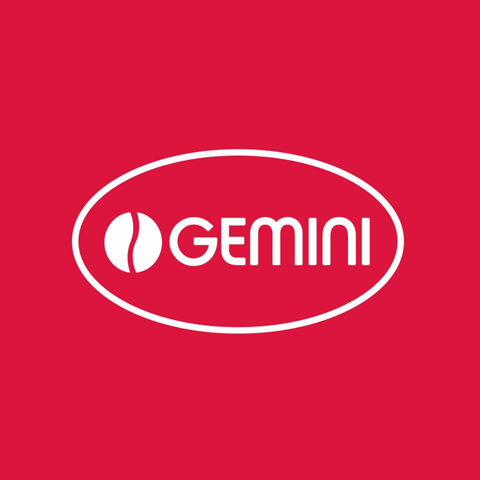 Логотип Gemini Espresso