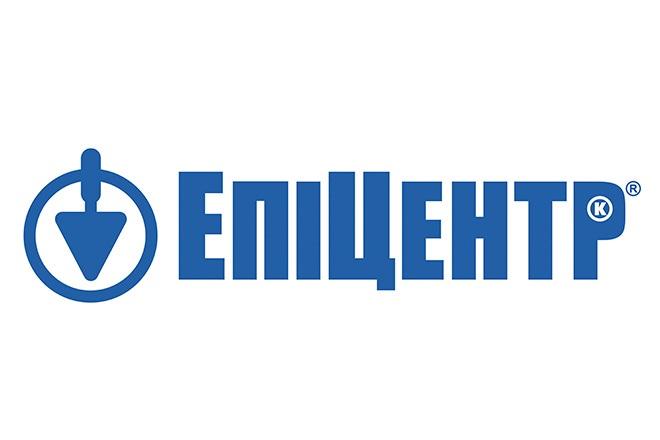 Логотип Епіцентр
