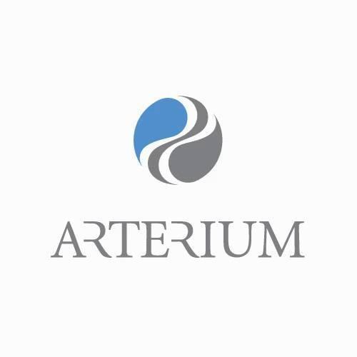 Логотип корпорація Артеріум